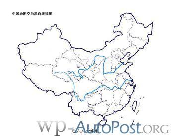 """奇景!郑州天空惊现""""中国地图"""""""