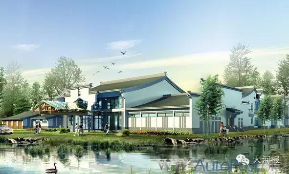 河南投13.72亿建设美丽乡村 快看恁村上榜木有