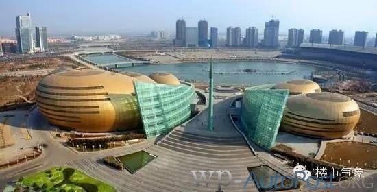 中国最丑建筑排行榜 郑州河南艺术中心上榜
