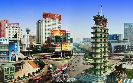 一句话了解郑州这座城