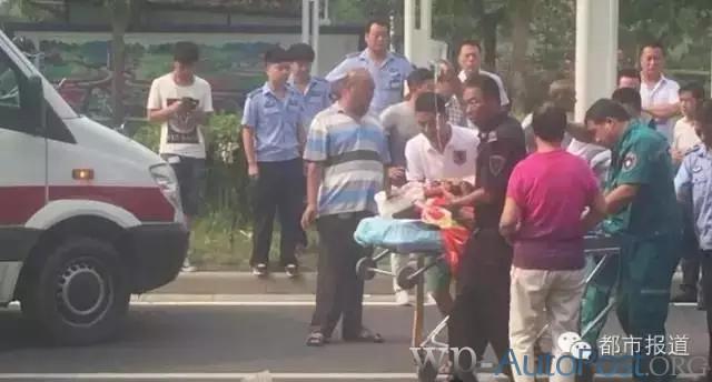 痛心!郑州一女环卫工被撞身亡