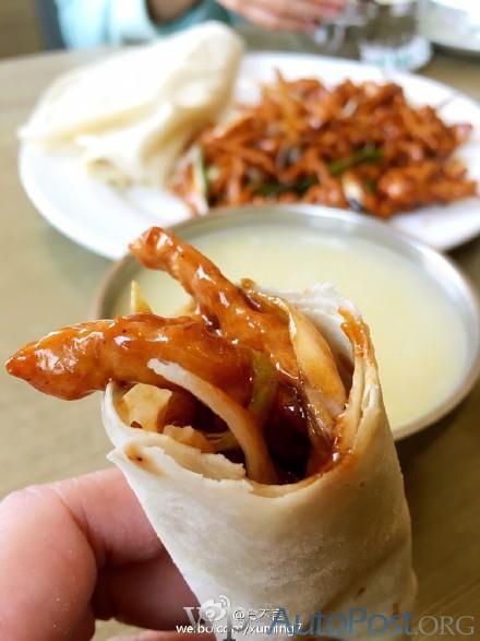 寻美食丨郑州连记烙馍小馆