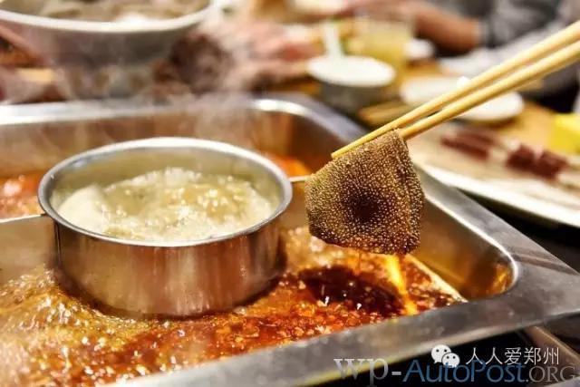 最新2016郑州特色美食地图,在郑州请客吃饭必须收藏
