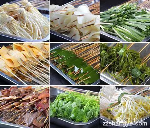 藏匿在郑州街头的20个小众美食据点,你尝过几家?(上)
