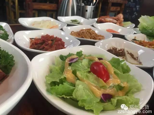 郑州吃货|偶然遇见——咦,果然有家烤肉