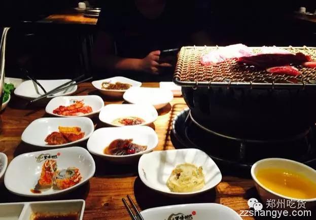 郑州吃货|郑州最美味烤肉店盘点