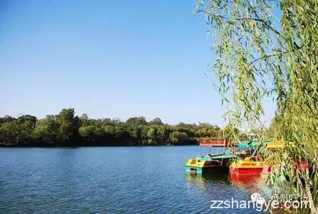 郑州15个野外烧烤根据地大盘点,美景美食全都有!