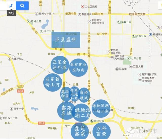 2016年郑州购房,这6个区域的房价是合理的!
