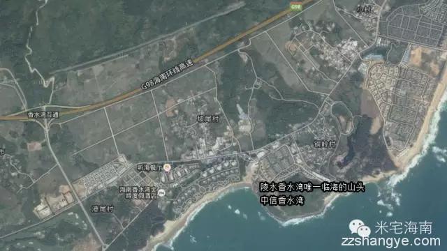 论中信地产、鲁能地产给海南留下的阴影面积是多少?