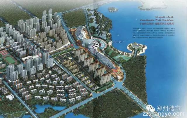 米宅看地市 | 占地近300平方公里的开封新区未来如何?