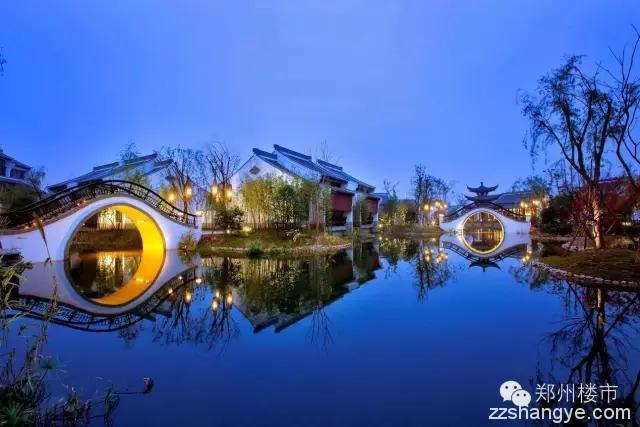从美景东望、素心园到永威上和院——中式美学在郑州的全面复兴?