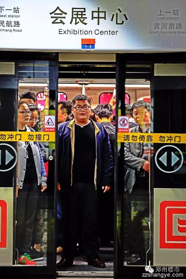 镜头下的一号线地铁人生