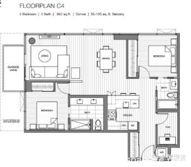 用4个案例详解加拿大温哥华的公寓市场售价和租金、购房政策