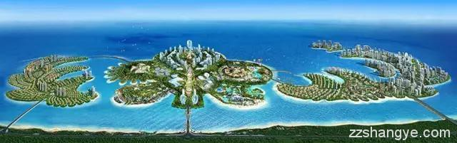 闪瞎亿万中国人民眼睛的海花岛和森林城市全方位PK
