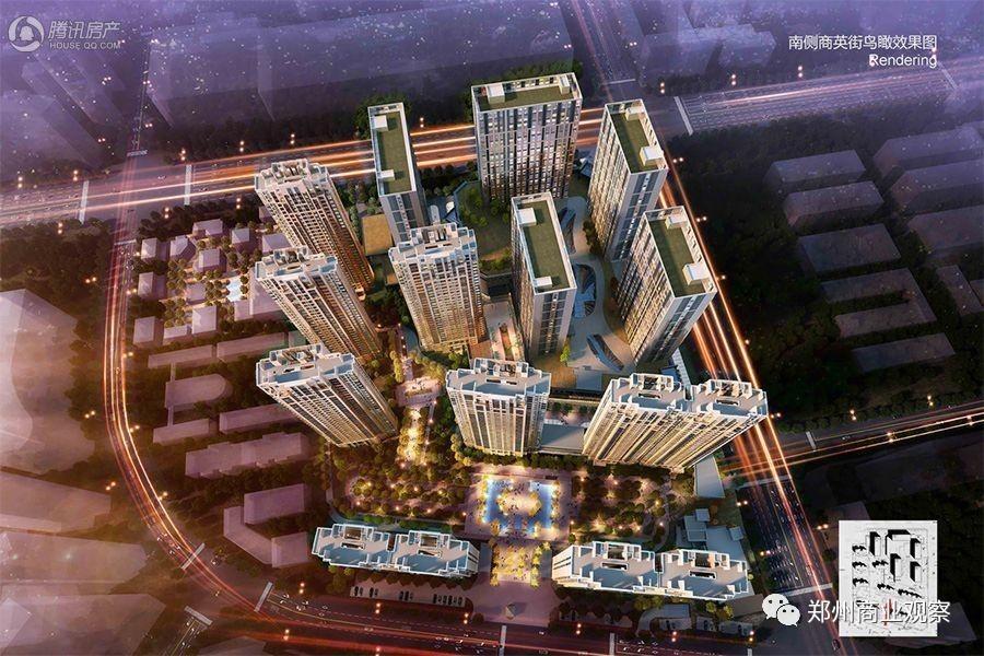 一座产城的进化史|经开区8个值得关注的商业项目都有谁?